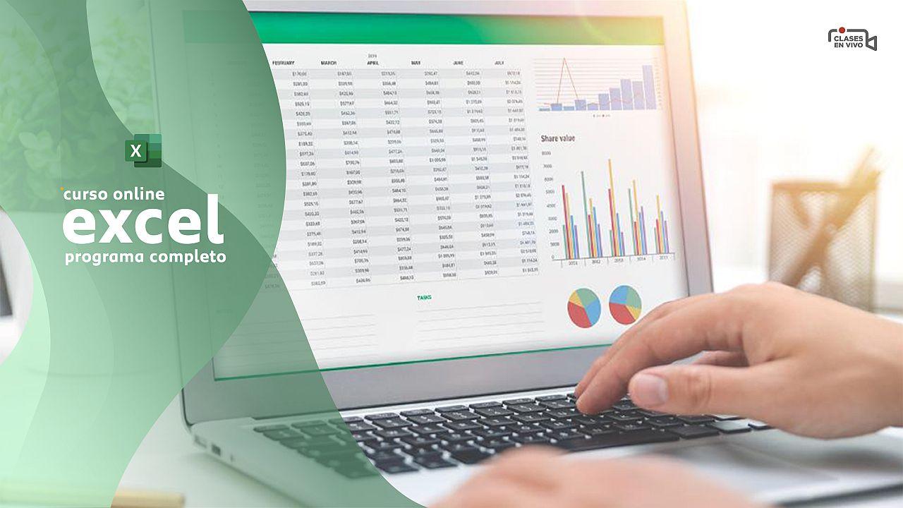 Curso de Excel Programa Completo - Inicial - Intermedio - Avanzado - Tablas Dinámicas - IAC Zona Norte